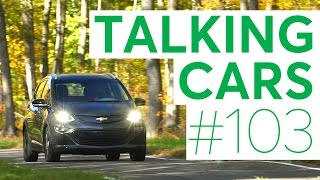 Download Talking Cars with Consumer Reports #103: Chevrolet Bolt | Consumer Reports Video