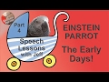 Download Einstein Parrot - Part 4, The Early Days: Speech Lessons Video