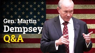 Download General Martin Dempsey Q&A with UCD Literary & Historical Society (2017) Video
