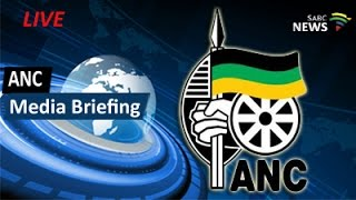 Download ANC media brief post NEC meeting, 29 November 2016 Video