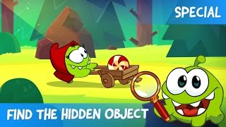 Download Find the Hidden Object Ep. 1 - Om Nom Stories: Little Red Hungry Hood Video