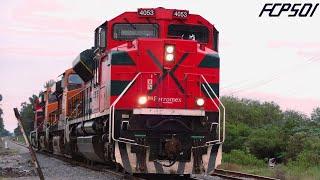 Download Ferromex: Trenes en San Jacinto Jalisco Distrito La Barca Vía I. 21 de Septiembre 2013. Video