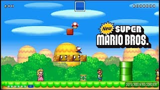 Download New Super Mario Bros ¡textura para Super Mario 4 Jugadores! Video