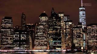 Download Manhattan Night Skyline Sony a7sII 4K low light test utcinema Video