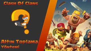 Download Clash Of Clans Türkçe - Altın Biriktirme Yöntemi Video