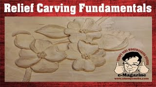 Download 6 Fundamental Rules Every Beginning Wood Carver Should Know (Relief Carving Tutorial) Video