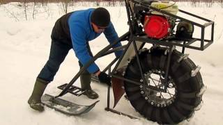 Download Снегоход-каракат 2 г Кострома Video