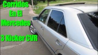 Download Corridos En El Mercedes - 3 Kicker CVR Video