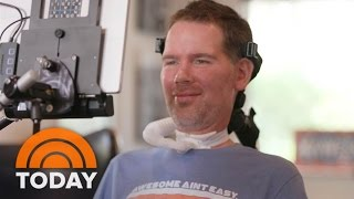 Download NFL Hero Leads Charge Against ALS In Acclaimed Documentary 'Gleason' | TODAY Video