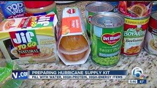 Download Preparing hurricane supply kit Video