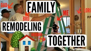 Download FAMILY REMODELING TOGETHER Video