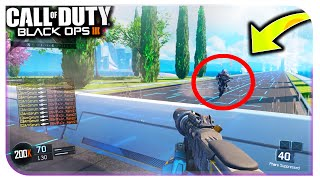 Download HE GOT OUTSIDE THE MAP... GUNGAME 1v1 on BLACK OPS 3 Video