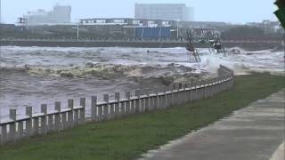Download 錢塘 30米的潮水好驚人 Video