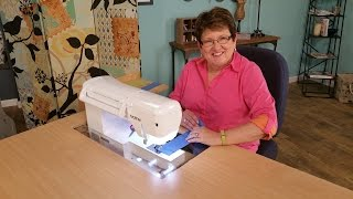 Download Janet Pray Shares Tips for Sewing Ergonomically on It's Sew Easy (1009-1) Video