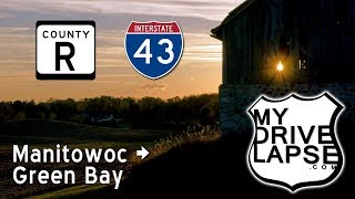 Download The Rural Route to Green Bay, Wisconsin Video