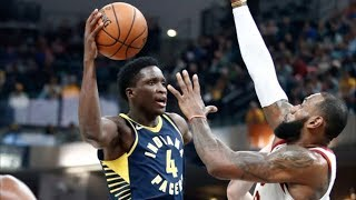 Download Pacers Snap Cavs 13 Game Win Streak! Derrick Rose Update, 2017-18 Season Video