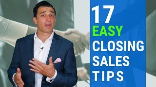 Download 17 Easy Closing Sales Tips Video