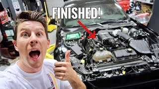 Download READY FOR BIG BOOST! - Supercharged Mustang GT Video