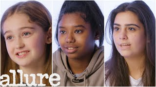 Download Girls Ages 6-18 Talk About Body Image | Allure Video