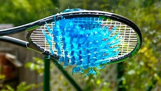 Download Jelly Tennis - The Slow Mo Guys Video
