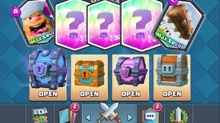 Download OH LUMBERJACK PLEASE! | Clash Royale | SUPER MAGICAL CHEST OPENING! Video