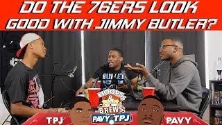 Download Can 76ers Make NBA Finals? | Hoops N Brews Video