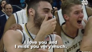 Download Soldier Surprises Brother at Notre Dame Game Video