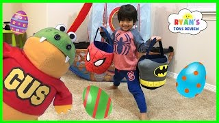 Download Easter Egg Hunts for Kids with Ryan ToysReview and Gus for Surprise Toys Gummy Video