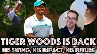 Download Tiger Woods Is Back! His New Swing, His Impact On Golf, His Future? Video