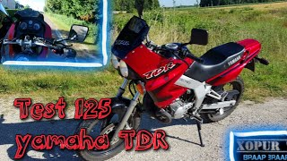 Download TEST 125 YAMAHA TDR, UNE MOTO FUN !!! Video