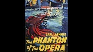 Download EL FANTASMA DE LA OPERA (THE PHANTOM OF THE OPERA, 1925, Full movie, Silent movie, Cinetel) Video