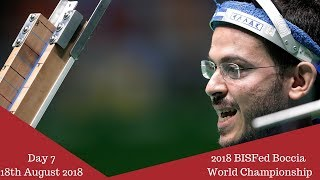 Download Day 7 | 2018 BISFed Boccia World Championships Video