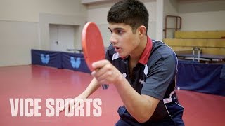 Download America's Ping Pong Prodigy: The 16 Project Video