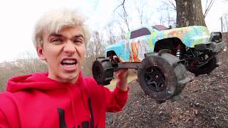 Download HYDRO DIP RC CAR CHALLENGE!! Video