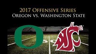 Download Oregon Offense vs. Washington State Defense (2017) Video