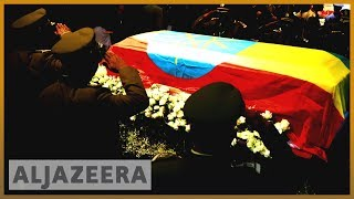 Download Ethiopia mourns after officials killed during failed coup bid Video