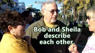 Download Real English 40b - Describing People SUBTITLED Video