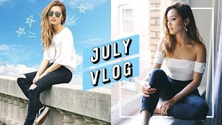 Download What I've Been Up To   End of July Vlog Video
