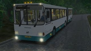 Download OMSI 2. Map Wałbrzych, Route 14, LiAZ 6212 Video