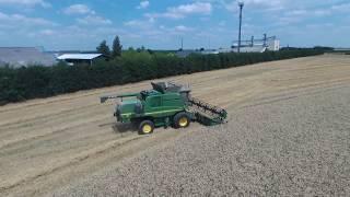 Download moisson 2018 en Vendée / John Deere et New holland Video