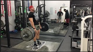 Download Deadlifts with Carli, Terrance and the Vegas Squad at Lift Factory Video