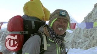 Download Last Minutes on Mount Everest   The New York Times Video