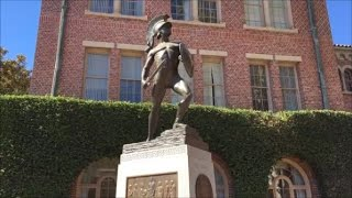 Download University of Southern California (USC) Campus Tour Video