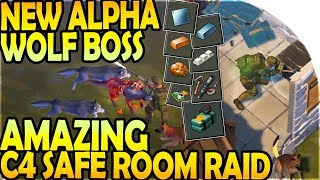 Download NEW ALPHA WOLF BOSS BATTLE - AMAZING C4 SAFE ROOM RAID - Last Day on Earth Survival Update 1.9.7 Video