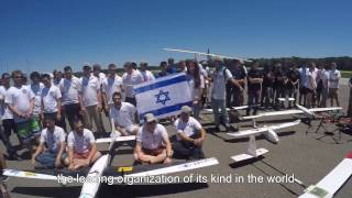 Download Technion Students in Autonomous Unmanned Vehicle System Competition Video