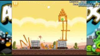 Download Angry Birds Poached Eggs Level 3-16 Video