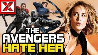 Download Don Cheadle & Jeremy Renner HATE Brie Larson Too, Avengers:Endgame Cast Can't Stand Captain Marvel Video