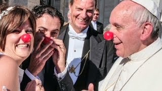 Download Pope Francis' most irresistible moments Video