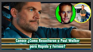 Download Conoce como Resucitaron a Paul Walker para Rápido y Furioso Video