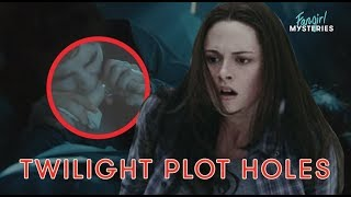 Download These Twilight Movie Plot Holes Will Blow Your Mind | Fan Girl Mysteries Video